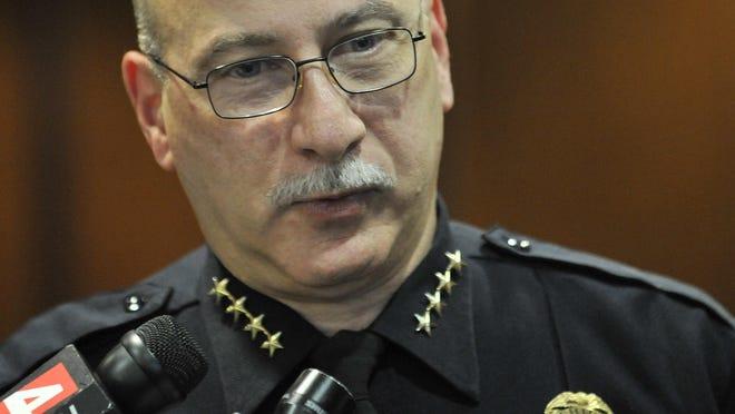 Dearborn Police Chief Ronald Haddad