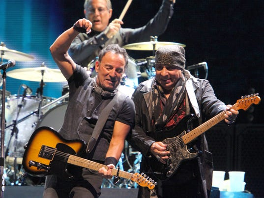 Springsteen @ MetLife