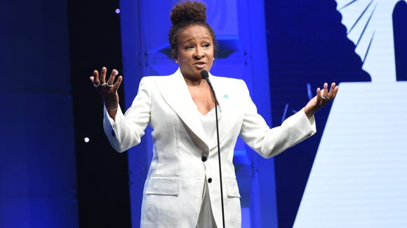 Wanda Sykes hosted the GLAAD Media Awards that recognize