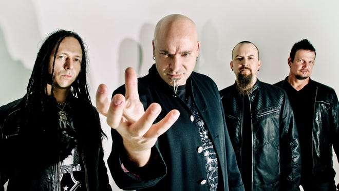 Disturbed and Breaking Benjamin with Alter Bridge and Saint Asonia will perform at 6:30 p.m. Aug. 17 at the Isleta Amphitheater, in Albuquerque. Tickets range in price from $29.95 to $69.95 plus fees and are available through Live Nation, www.livenation.com and 800-745-3000.