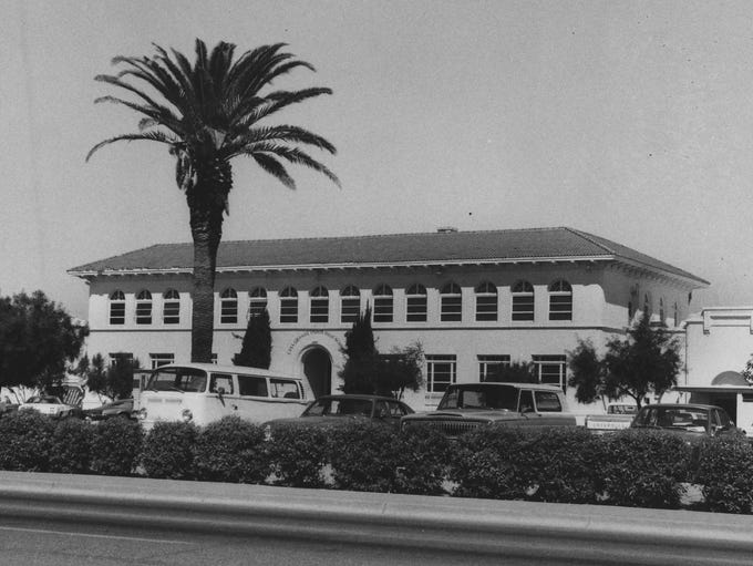 Many Valley school districts have passed over the century