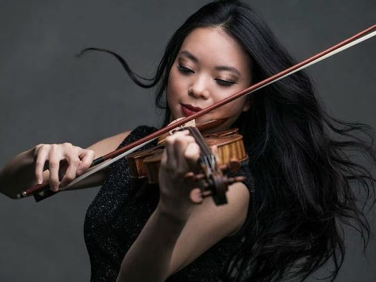 Sirena Huang is the winner of the 2017 Elmar Oliveira