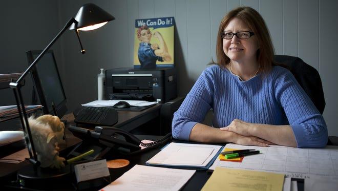 Diane Bauer, executive director at Blue Water Safe Horizons