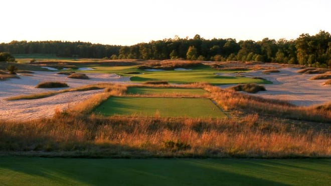 Forest Dunes Golf Club in Roscommon is highly ranked on the new GOLF Magazine list of public courses.