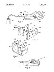 Drawings from Tucson inventor Stephen Kimble's 1991