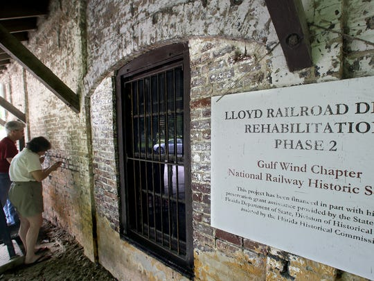 The National Railway Historical Society is trying to raise money to restore the Historic Lloyd Depot in Jefferson County. Built in 1858 by the Pensacola and Georgia Railroad, the station is one of only two surviving antebellum railroad depots in the state.
