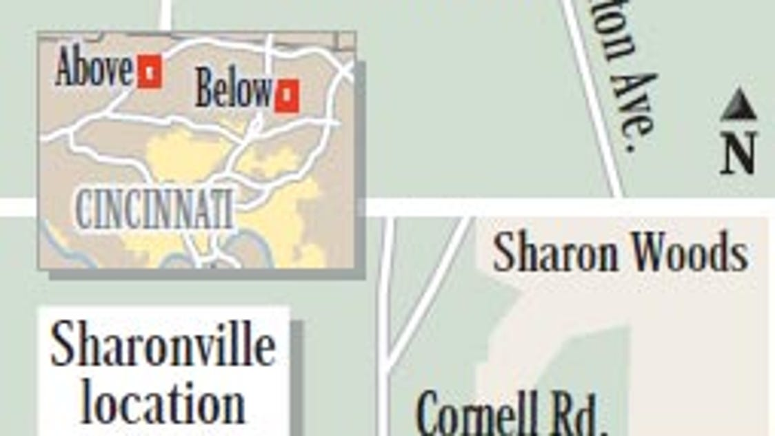 Sharonville Driver License License Plate