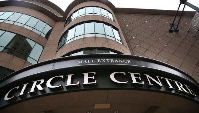 Gap is closing its Gap and Gap Kids stores at Circle Centre Jan. 26. American Greetings also plans to close in the coming weeks.
