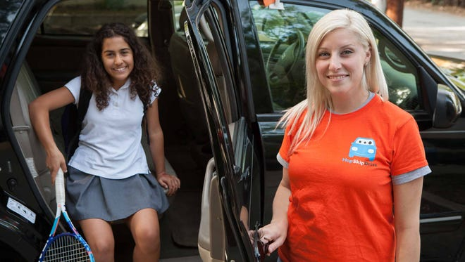 HopSkipDrive is a Los Angeles-based ride service for children which is now diving into the San Francisco market after the failure of rival company, Shuddle.