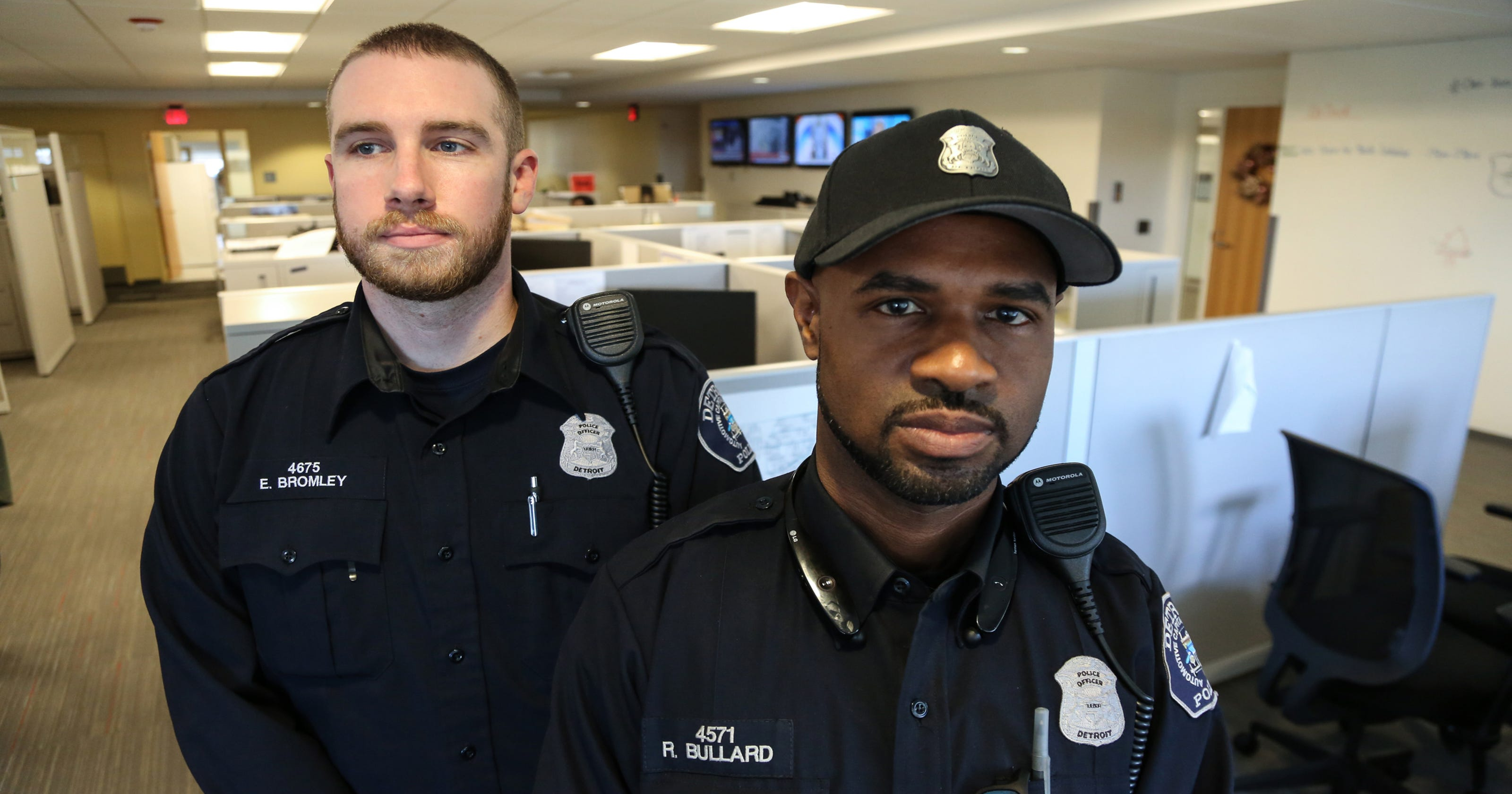 Facial hair wins! Detroit police officers can now grow beards f2241005ade63
