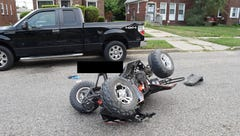 Trooper tases teen on ATV. Police video reveals what happens next.