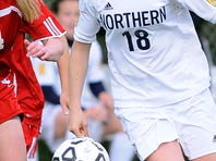 All-Blue Water Area Girls Soccer