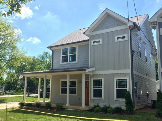 This Davidson County home, at 3201 Anderson in Nashville, was built in 2016 and has 1,758 square feet.