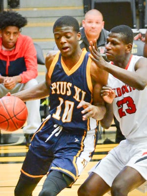 Pius XI's Bilal Shabazz and the rest of the Popes will play in the Hank Raymonds Classic on Thursday and Saturday.