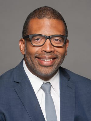 Arthur Jemison was named new president and CEO of the Detroit Economic Growth Corporation on Sept. 22, 2017.