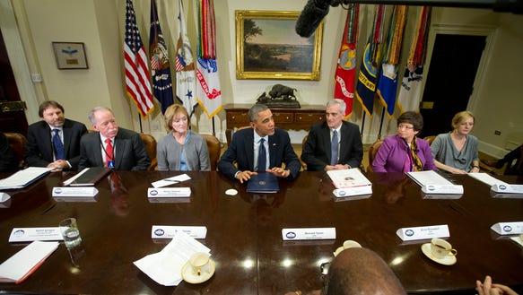 AP Obama Insurance CEOs_001