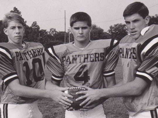 A look back at Delcambre High football.