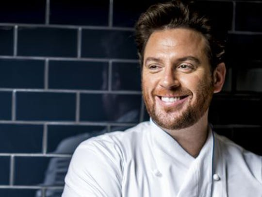 Chef and Food Network star Scott Conant will headline