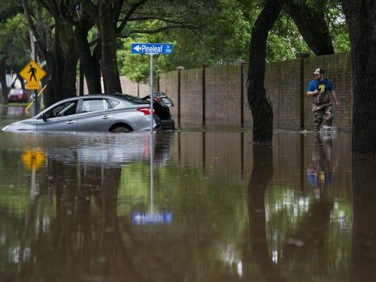 Texas Heavy Rain (2)