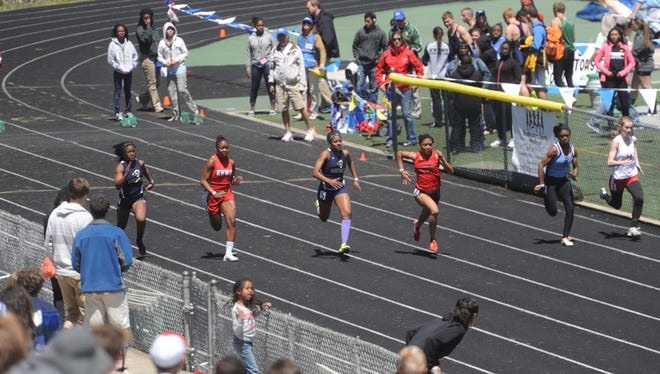 The Blue Ridge Classic is Western North Carolina's largest annual track meet and held each year at Reynolds.