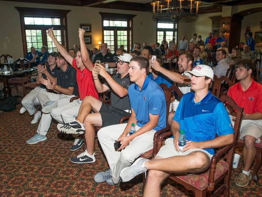 2016 NCAA Golf Championship Selection Show