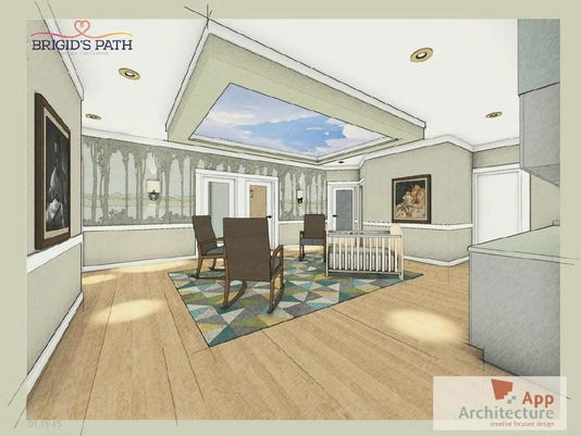 infant care center rendering