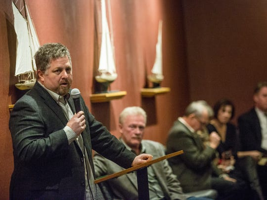 Jeff Katofsky, the new owner of the St. Clair Inn,