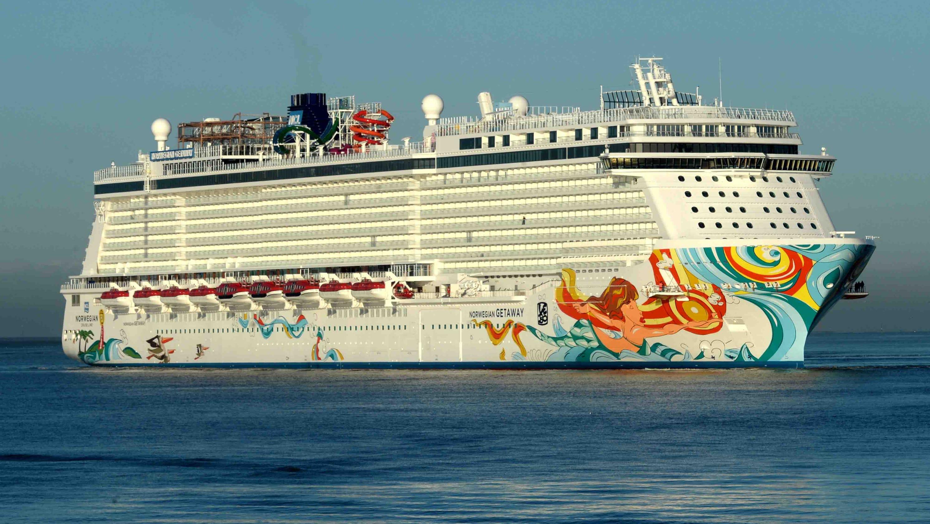 Cruise Ship Tours Norwegian Cruise Line S Norwegian Getaway