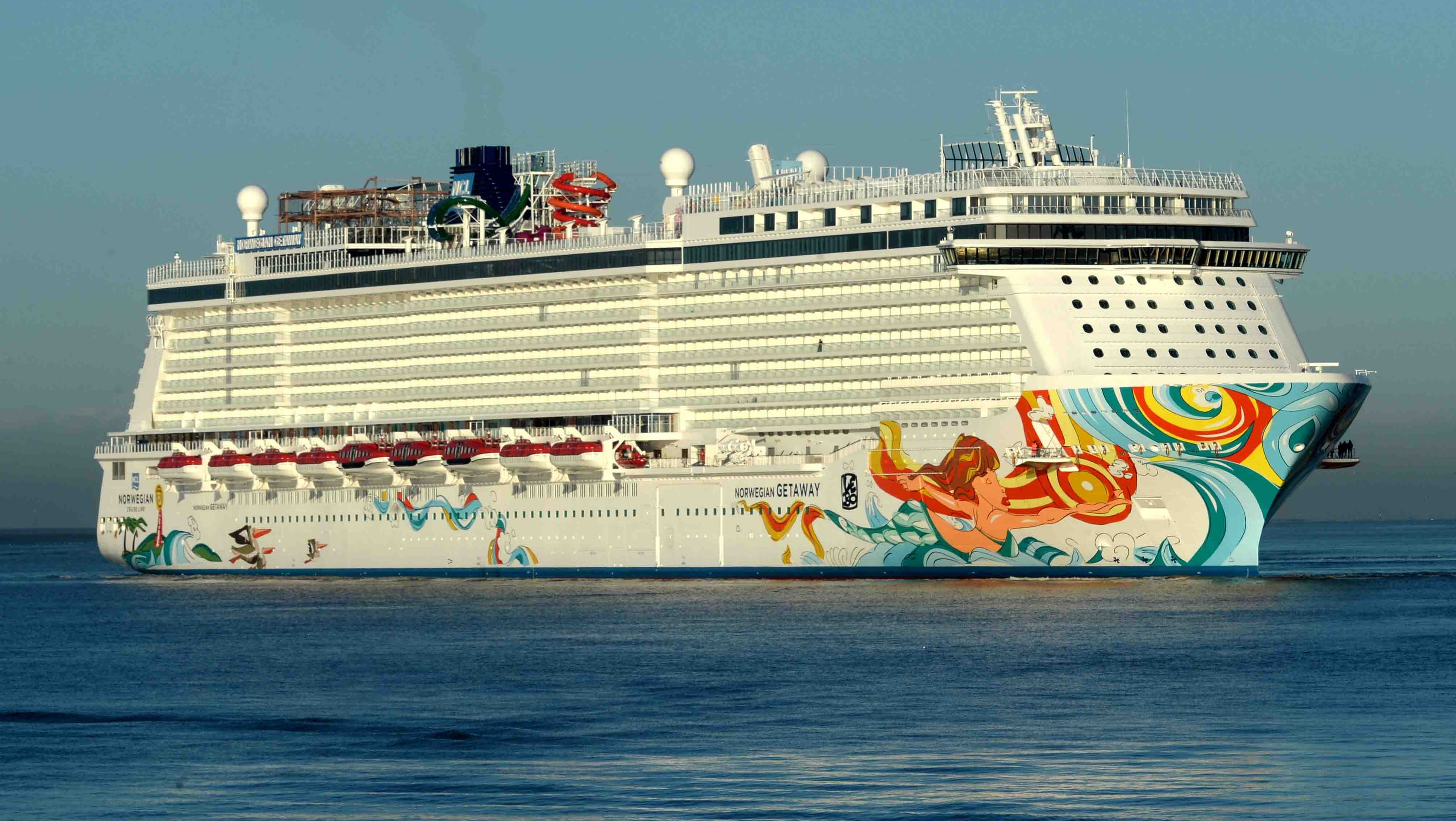 Norwegian Cruise Line tests allinclusive packages