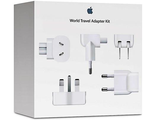 Kit de adaptadores de Apple.