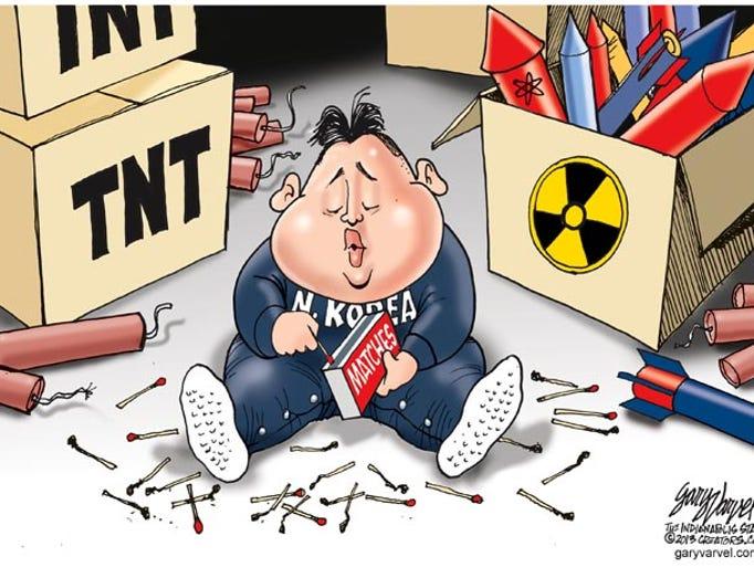 Kim Jong Un, the supreme leader of North Korea, is