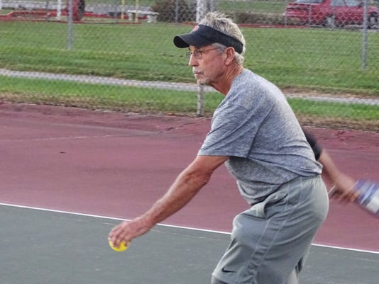 Pickleball in Fremont
