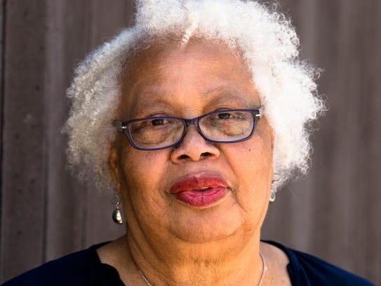 Shirley Franklin-Johnson, 70, Clayton, Alabama
