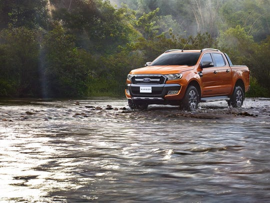 At Go Further South Africa 2015, Ford unveiled the new tougher and smarter Ranger.