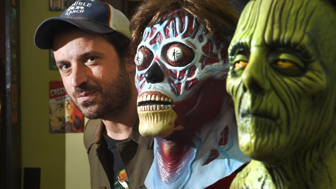 Halloween will be memorable for Ferndale author