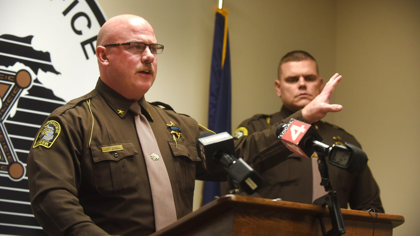 Sheriff defends pursuit of man claiming to be 'God'
