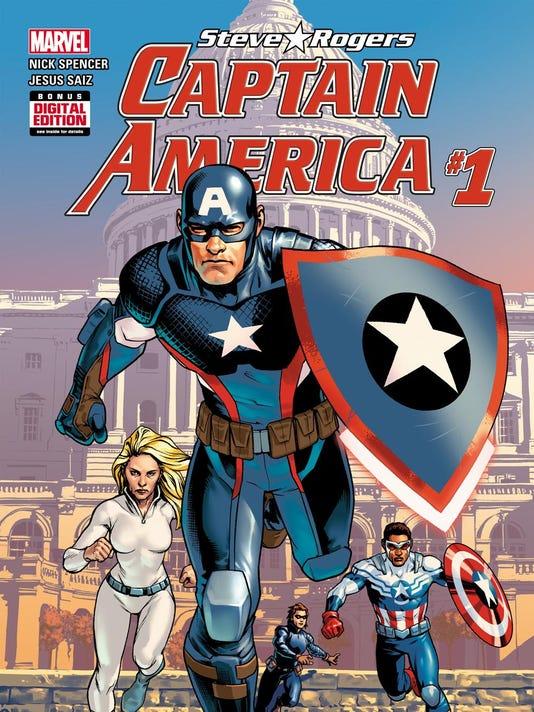 Comics Captain America