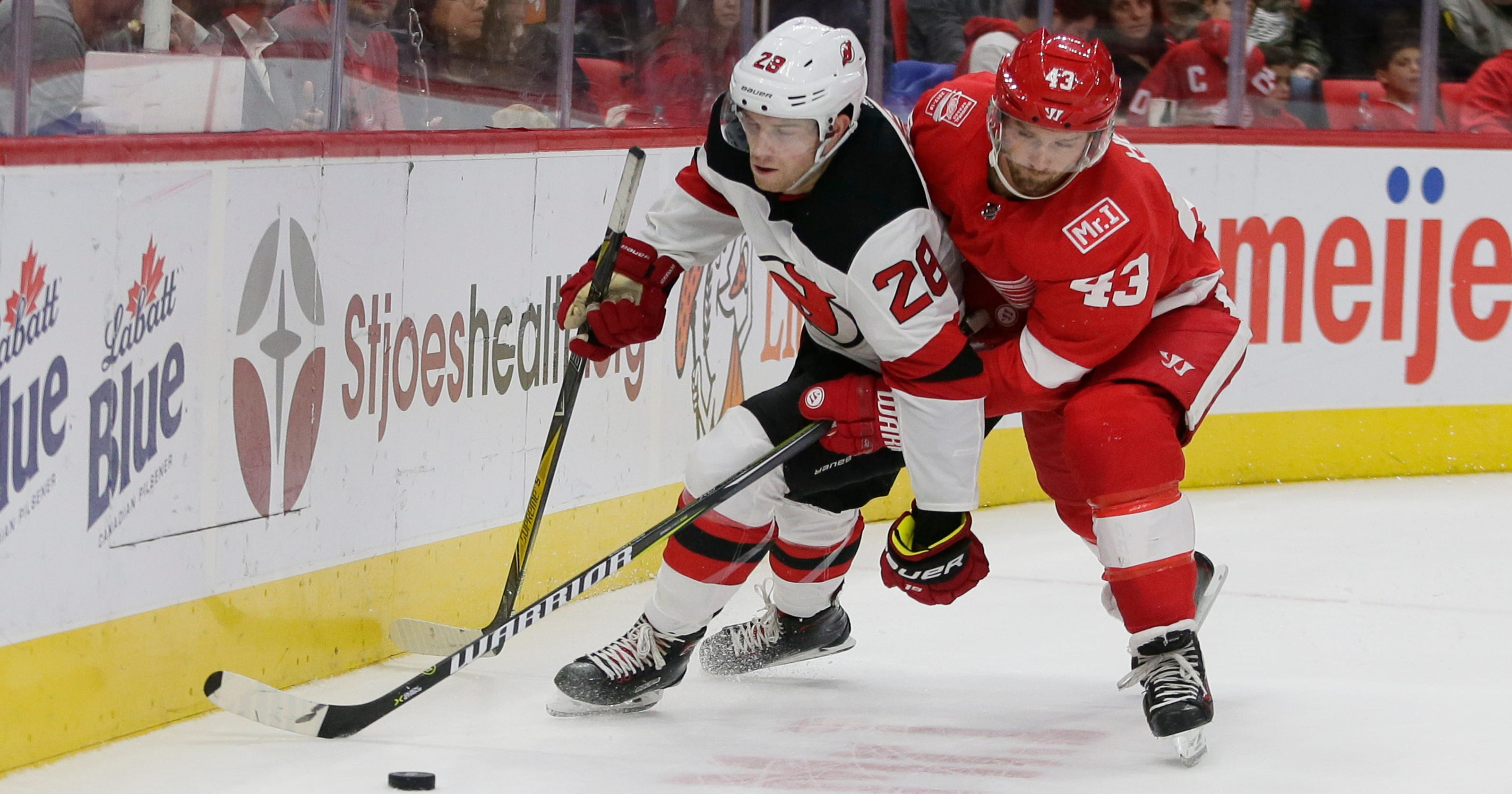 Devils Daily Faceoff  Three storylines for Dec. 27 4ef4a33fa