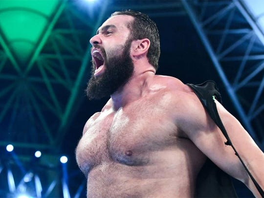 "Rusev was unable to win the United States Championship at ""WWE Crown Jewel."""