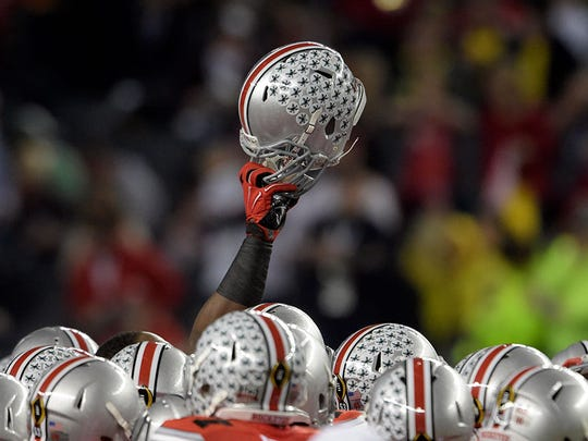 The 6 most iconic helmet designs in college football