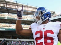 NY Giants: Is Saquon Barkley the best running back in the NFL already?
