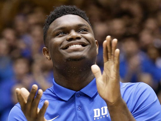 Zion Williamson will not play against UNC.