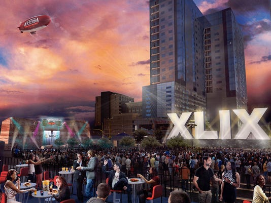 PNI phoenix and scottsdale ease restrictions for super bowl festivities