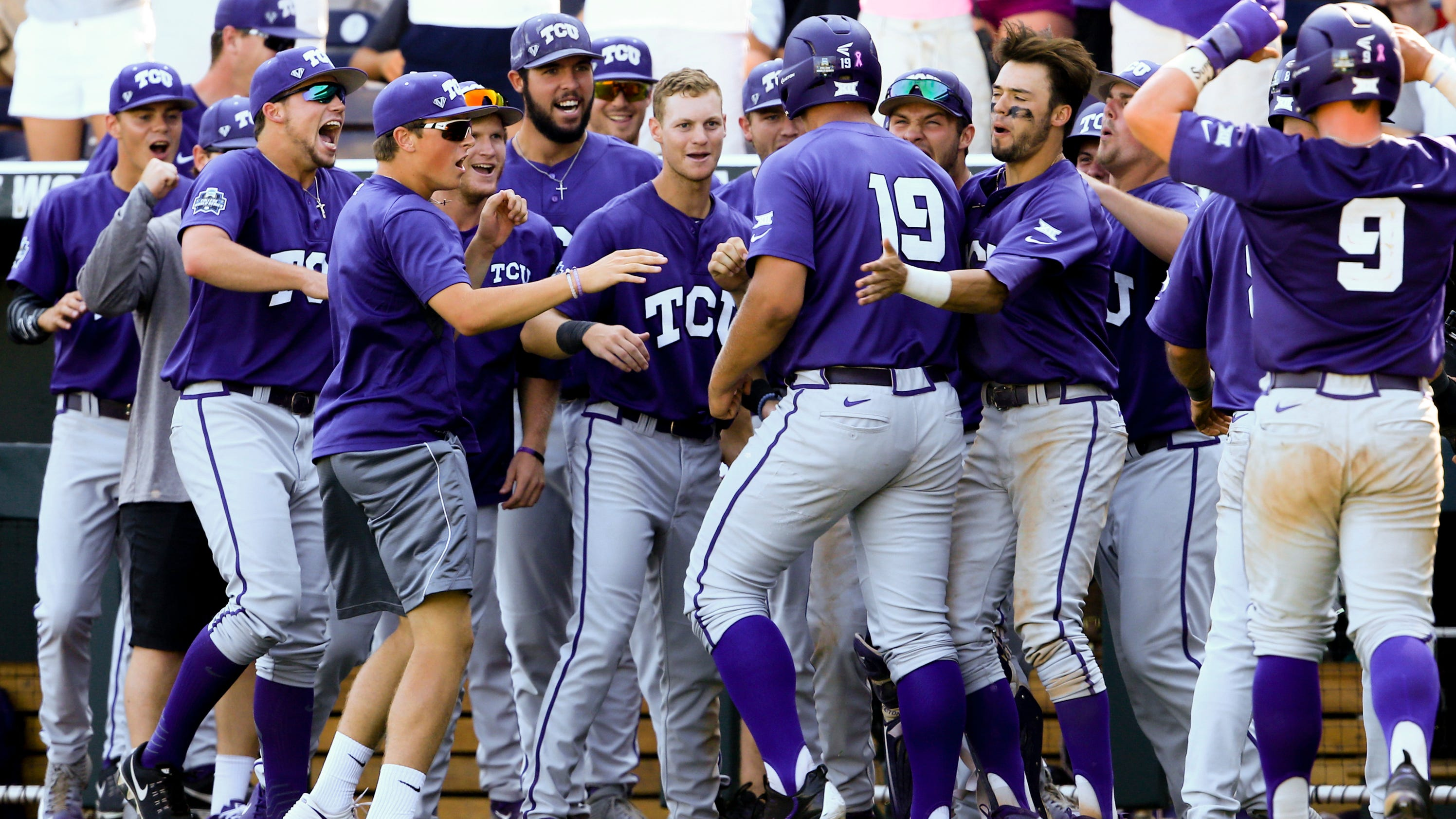 Fear the Frog: TCU pegged as college baseball's team to beat