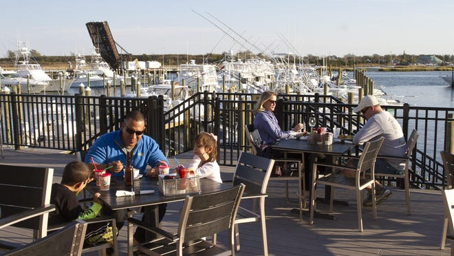 Jersey Shore Chamber of Commerce holds its First Monday Networking event Monday at Waypoint 622, Brielle.