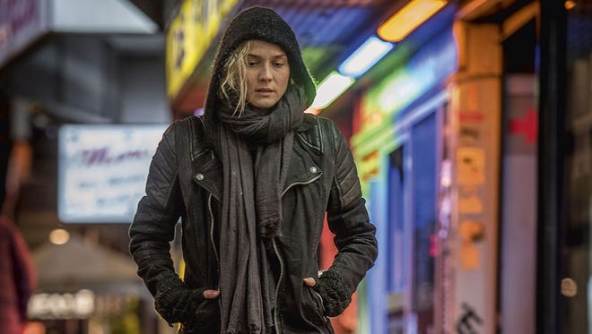 """Diane Kruger delivers a gut-wrenching performance as a grieving mother in the German drama """"In the Fade."""""""