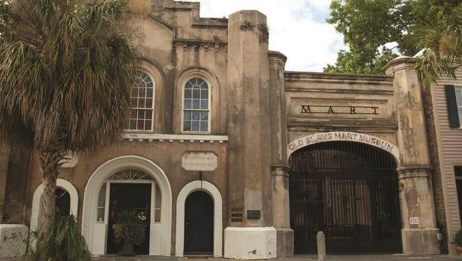 Charleston's Old Slave Mart