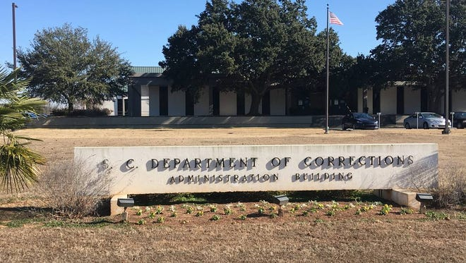 S.C. Department of Corrections headquarters.