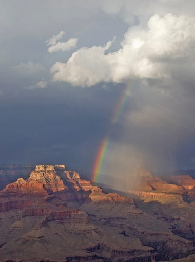 Shoshone Point is one of the regular stops of Grand Canyon Field Institute's Learning and Lodging program.