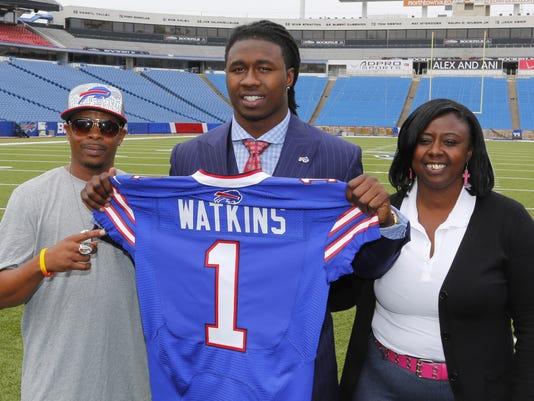 NFL Draft Bills Football (4)